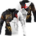 Premium Christian Jesus 3D All Over Printed Unisex Shirts MT0502-10