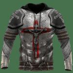 Premium Christian Jesus 3D All Over Printed Unisex Shirts MT2502-01
