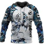 Love Dragon 3D All Over Printed Shirts MT0502-03