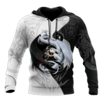 Love Dragon 3D All Over Printed Shirts MT0502-16
