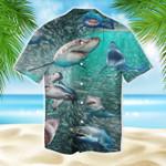 Be A Shark Unisex Hawaiian Shirt MT0803-03