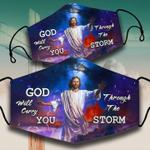 God Fabric Mask BV2903-02
