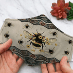 Bee With Border  Pattern BV2903-04