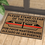 Please Stand Clear Of The Doors MT3102-01