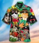 It's Pirate Life For Me Cats Unisex Hawaiian Shirt MT3102-02