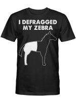 I Defragged My Zebra