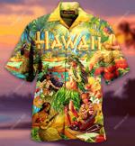 The Aloha Spirit of Hawaiian Shirt AT1604-01