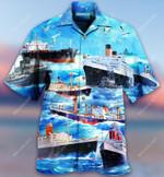 Cargo Ship Hawaiian Shirt AT1904-06