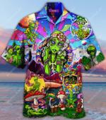 Hippie Alien Hawaiian Shirt  AT2904-01