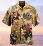Viking Style Lover Limited Edition Hawaiian Shirt  AT1405-03