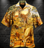 My Spirit Animal Is A Kangaroo Hawaiian Shirt AT1705-01