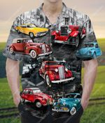 Nothing Is Awesome Then A Classic Car Hawaiian Shirt AT1705-05