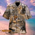 Hunting Is My Life Hawaiian Shirt AT2005-02