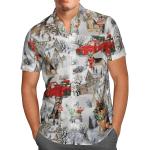 German Shepherd Hawaiian Shirt  AT2205-05