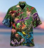 Dragon Jungle Hawaiian Shirt  AT2405-05
