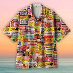 Amazing Candy Wrappers Hawaiian Shirt  AT2505-01