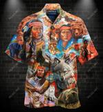 Let The Spirits Guide You Hawaiian Shirt  AT2505-05