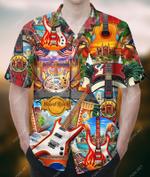 Hard Rock Is My Life Hawaiian Shirt  AT2605-07
