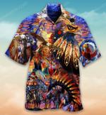 Native Blood Runs Through My Veins Limited Hawaiian Shirt  AT2705-04