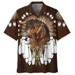Native Horse Dreamcatcher Limited Hawaiian Shirt  AT2705-05