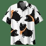 PIG HAWAIIAN SHIRT AT2705-06