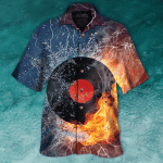 All I Need Is A Record Player Hawaiian Shirt AT0106-05