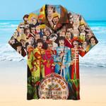 The Best Beatles Hawaiian Shirt AT0106-07