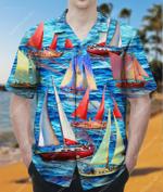 All I Need Is This Sailboat And That Other Sailboat Hawaiian Shirt  AT0306-04