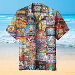 Pinball Parlor Retro Arcade Hawaiian shirt  AT0306-06