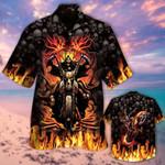 King Speed Skull Hawaiian Shirt AT0507-01