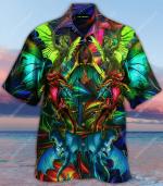 Amazing Dragon Unisex Hawaii Shirt  AT0907-04