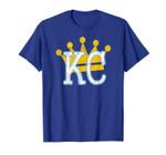 KC Royal Blue Vintage Kansas City Crown Town