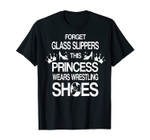 Forget Glass Slippers This Princess Wear Wrestling Shoes