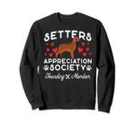 Irish Setter Appreciation Society Dog Gift Lover Cool Breed