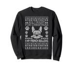 Christmas French Bulldog Sweater Ugly Christmas Sweaters