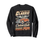 I'm Not Old I'm A Classic Since 1939 80th Birthday Sweat