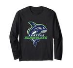 Seattle Seawolves: Logo Long Sleeve Tee