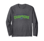 Seattle Seawolves: Championship Long Sleeve Tee