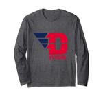 Dayton University Flyers Ncaa Long Sleeve Dafl-01