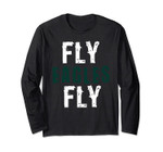 Eagles ~ Fly Eagles Fly ~ Vintage Long Sleeve ~ Men, Women
