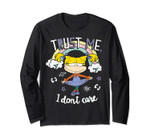 Rugrats Angelica Trust Me I Don't Care Long Sleeve