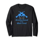 Brotherhood Of The Blue Cord Infantry Long Sleeve