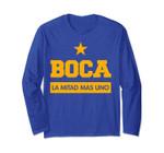 Boca Juniors Long Sleeve - Camiseta De Boca Juniors