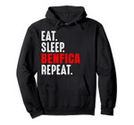 BENFICA Fans Funny Soccer Football Pullover Hoddie Portugal
