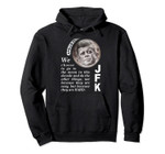 BACK: 50th Anniversary of Moon Landing | FRONT: JFK Quote