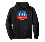 Tips Appreciated Sweater - The Rideshare Guy