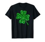 Sparkle Clover Shamrock Irish For St Patricks & Pattys Day