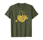 Snot Mike Up Puffed He Tee (Olive)