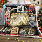 To My Son, Unless You Can Be A Drummer Then Always Be A Drummer Sofa Throw Blanket
