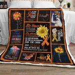 Multiple Sclerosis Awareness Blanket TH770